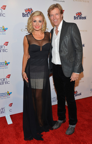 Jack Wagner BritWeek 2012s Evening With Piers Morgan Arrivals