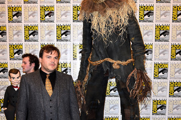 Jack Black 'Goosebumps' Panel at Comic-Con