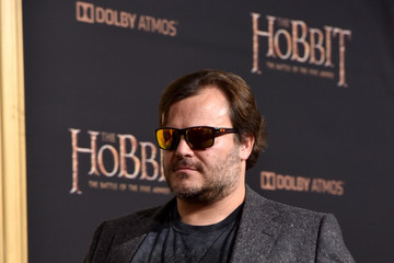 Jack Black 'The Hobbit: The Battle of the Five Armies' Premieres in Hollywood — Part 2