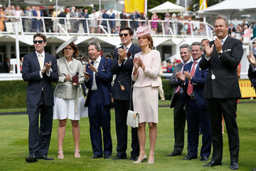 Jack Brooksbank Qatar Goodwood Festival - Day 3