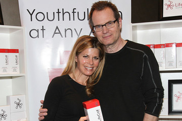 Jack Coleman GBK & Pilot Pen Golden Globes 2016 Luxury Lounge - Day 2