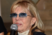 "Nancy Sinatra speaks at Jack Daniel's Sinatra Select celebration of the Grammy Museum's ""Sinatra: An American Icon"" at The New York Public Library of Performing Arts on March 3, 2015 in New York City."