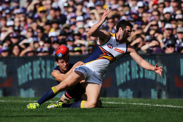 AFL Rd 20 -  Fremantle v West Coast Eagles