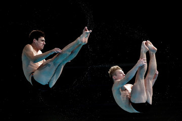 Jack David Laugher Diving - 16th FINA World Championships: Day Four