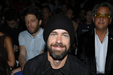 Jack Dorsey Celine : Front Row - Paris Fashion Week - Menswear Spring/Summer 2020