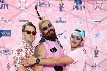 Jack Griffo The PINK PARTY Presented by Swish