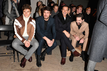 Jack Guinness Celebrities & Front Row - Day 1 - LFW Men's January 2017