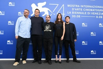 Jack Heller 'Brawl in Cell Block 99' Photocall - 74th Venice Film Festival