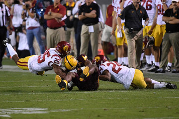 Jack Jones USC v Arizona State
