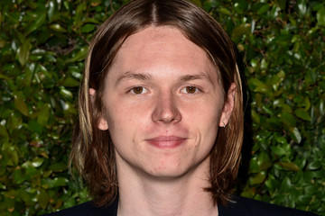 Jack Kilmer Caroline De Maigret And Pharrell Williams Host A Dinner In Celebration Of Chanel's Gabrielle Bag