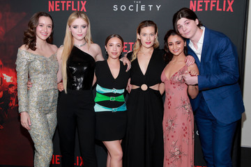 Jack Mulhern Special Screening For Netflix's 'The Society' Season 1 - Arrivals