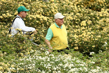Jack Nicklaus The Masters - Preview Day 3