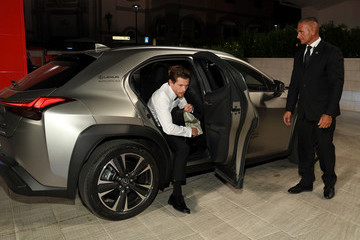 Jack O'Connell Lexus At The 76th Venice Film Festival - Day 3