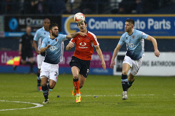 Jack Payne Luton Town v Blackpool - Sky Bet League Two Play off Semi Final: Second Leg