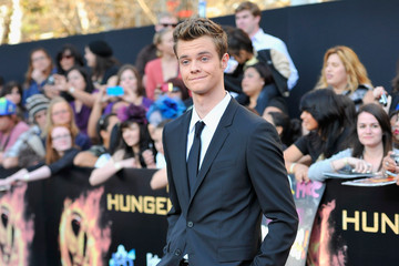 "Jack Quaid Premiere Of Lionsgate's ""The Hunger Games"" - Arrivals"