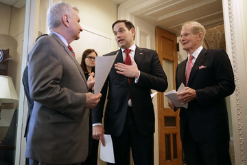 Jack Reed Bipartisan Group Of Senators Holds News Conference On Red Flag Gun Laws