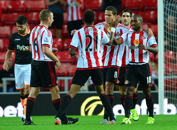 Sunderland v Exeter City - Capital One Cup Second Round