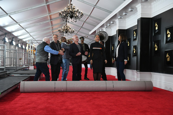 61st Annual GRAMMY Awards - Rehearsals Day 1