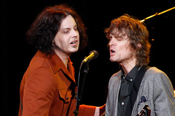 Jack White Brendan Benson and Friends Perform in Nashville