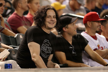 Jack White Los Angeles Angels of Anaheim  v Arizona Diamondbacks