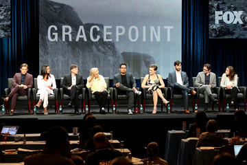 Jacki Weaver 2014 Summer TCA Tour - Day 13