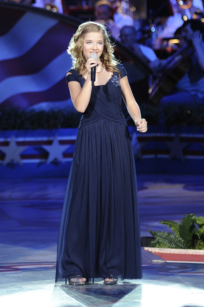 jackie evancho all of the stars