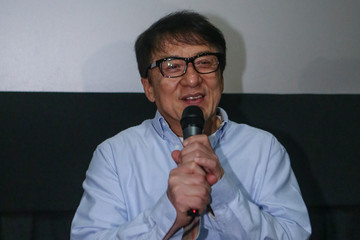 Jackie Chan 'The Foreigner' Special Screening With Jackie Chan