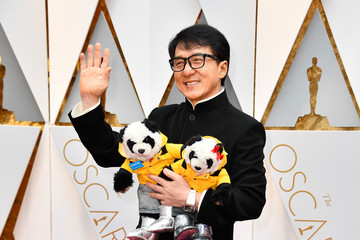 Jackie Chan 89th Annual Academy Awards - Arrivals