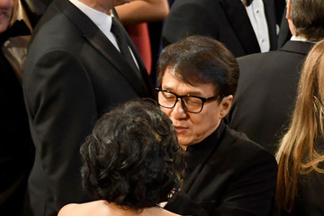 Jackie Chan 89th Annual Academy Awards - Show