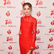 Jackie Evancho The American Heart Association's Go Red For Women Red Dress Collection 2019 Presented By Macy's - Arrivals & Front Row