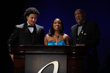 Bill Cosby Charles Fyffe The Jackie Robinson Foundation Annual Awards Dinner - Inside