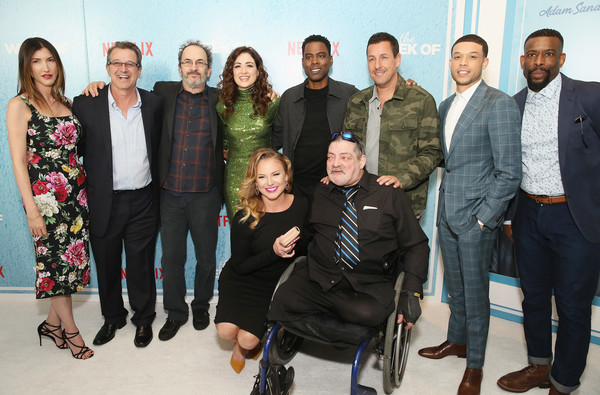 World Premiere of the Netflix Film 'The Week Of' in New York City