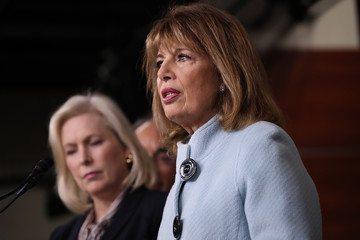Jackie Speier Sen. Gillibrand and Rep. Spiers Discuss Sexual Harassment on Capitol Hill
