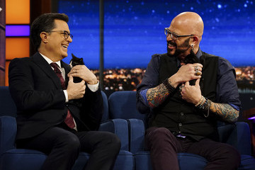 "Jackson Galaxy CBS's ""The Late Show with Stephen Colbert"" - Season Two"
