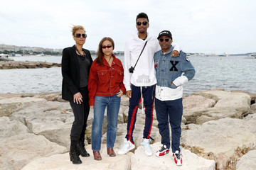 Jackson Lee The Blackhouse Foundation Host Brunch Honouring Spike Lee & Tonya Lewis Lee Photocall - The 71st Annual Cannes Film Festival