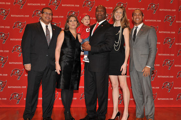Jackson Smith  Tampa Bay Buccaneers Introduce Lovie Smith