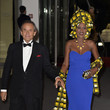 Jacky Ickx Rose Ball 2014 In Aid Of The Princess Grace Foundation In Monaco