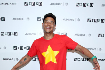 Jacob Anderson 2017 WIRED Cafe At Comic Con, Presented By AT&T Audience Network - Day 1