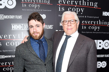Jacob Bernstein 'Everything Is Copy Nora Ephron: Scripted & Unscripted' New York Special Screening - Arrivals