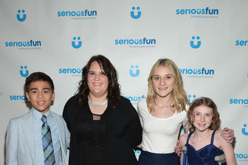 Jacob Keefer Arrivals at the SeriousFun Children's Network Gala