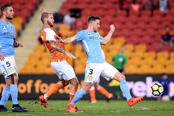 Jacob Pepper A-League Rd 7 - Brisbane v Melbourne City