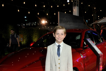 Jacob Tremblay Alfa Romeo 2017 LAFF Auto Sponsorship - Day 1