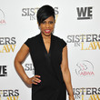 Jacque Reid WE tv Hosts Exclusive Premiere Screening for New Series 'Sisters in Law'