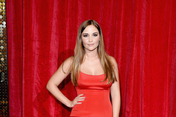 Jacqueline Jossa British Soap Awards 2016 - Red Carpet - Arrivals