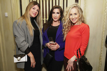 Jacqueline Laurita Rhonda Vetere Celebrates The Launch Of Her New Book Grit & Grind At Columbus Citizens Foundation In NYC