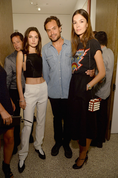 'Patrick Demarchelier' Special Exhibition Preview to Celebrate NYFW: The Shows Spring 2016