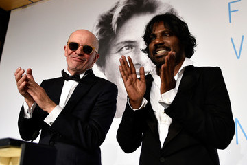 Jacques Audiard Palm D'Or Winner - Press Conference - The 68th Annual Cannes Film Festival