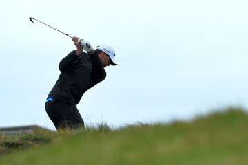 Jacques Kallis Alfred Dunhill Links Championship - Day Two