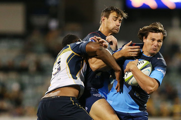 Jacques-Louis Potgieter Super Rugby Rd 16 - Brumbies v Bulls