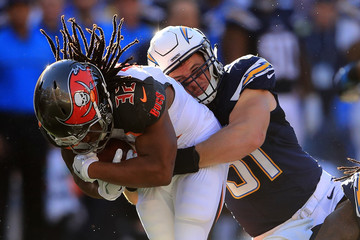 Jacquizz Rodgers Tampa Bay Buccaneers v San Diego Chargers
